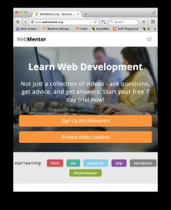 webmentor